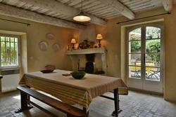 Location saisonnière maison en pierre Goult DSC_0330