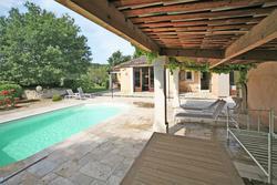 Location saisonnière villa provençale Roussillon