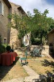 Location saisonnière maison en pierre Cabrières-d'Avignon