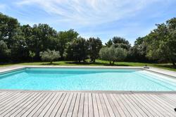 Location saisonnière maison  Cabrières-d'Avignon