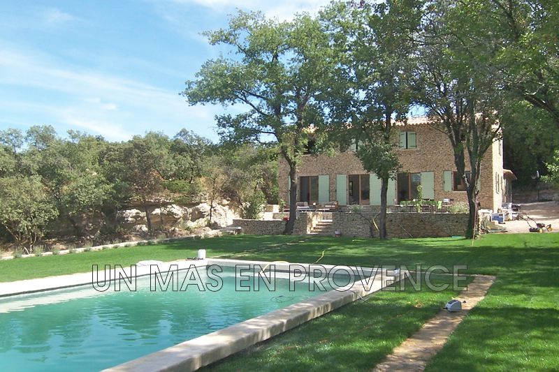 Vente maison en pierre Gordes  Stone house Gordes Luberon,   to buy stone house  4 bedrooms   220 m²