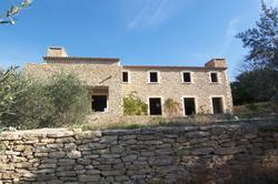 Photos  Maison en pierre à vendre Gordes 84220