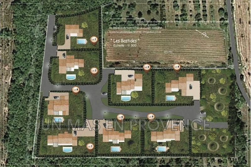 Vente terrain à bâtir Gordes  Land Gordes Luberon,   to buy land   1212 m²