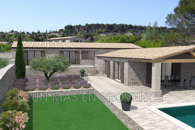 Vente terrain Gordes  Land Gordes Luberon,   to buy land   2864 m²