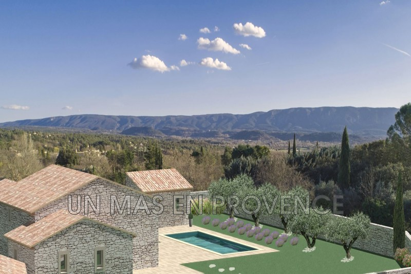 Vente terrain Gordes  Land Gordes Luberon,   to buy land   1331 m²