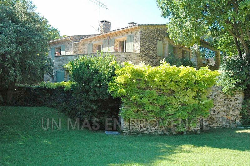 Photo n°1 - Vente maison de campagne Gordes 84220 - 680 000 €