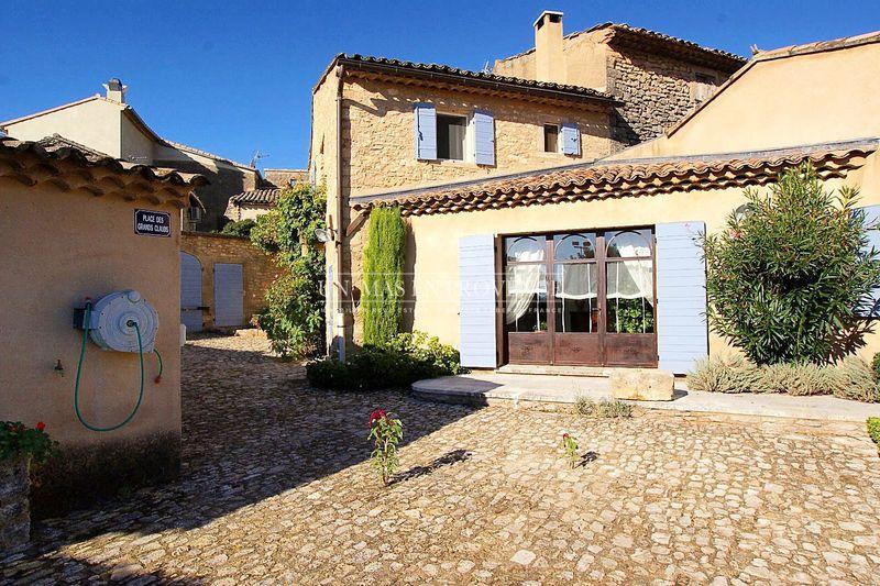 Vente maison de hameau Saint-Pantaléon  Maison de hameau Saint-Pantaléon Luberon,   achat maison de hameau  2 chambres   150m²