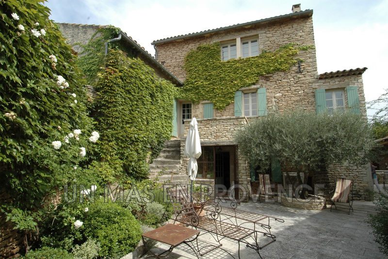 Vente maison de village Cabrières-d'Avignon  Village house Cabrières-d'Avignon Luberon,   to buy village house  4 bedrooms   220 m²