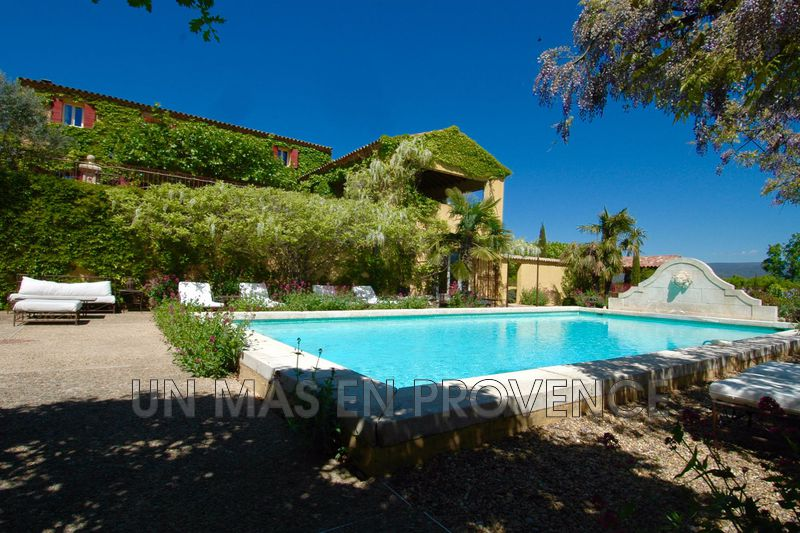Vente propriété Roussillon  Property Roussillon Luberon,   to buy property  8 bedrooms   415 m²