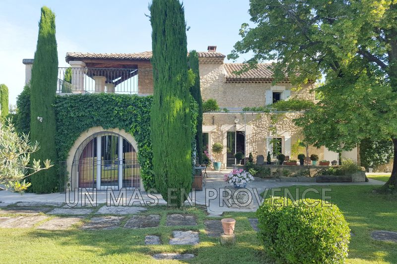 Vente mas Cavaillon  Farmhouse Cavaillon Luberon,   to buy farmhouse  6 bedrooms   300 m²