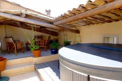 Vente maison de village Murs terrasse