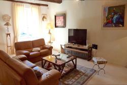 Vente maison de village Murs salon 2