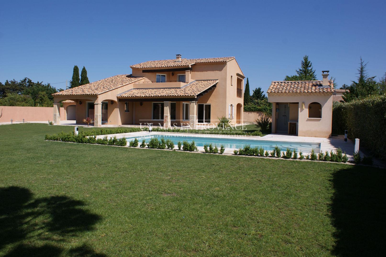 Vente maison r cente taillades 84300 550 000 for Vente maison recente