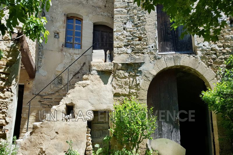 Vente maison de village Lagnes  Village house Lagnes Luberon,   to buy village house