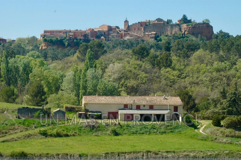 Vente mas Roussillon  Farmhouse Roussillon Luberon,   to buy farmhouse   430 m²