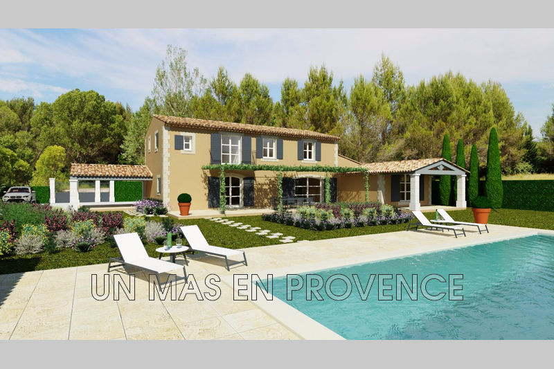 Vente maison contemporaine Ménerbes  Contemporary house Ménerbes Luberon,   to buy contemporary house  4 bedrooms   221 m²