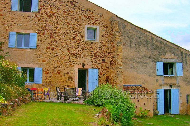 Vente maison de hameau Gargas  Village house Gargas Luberon,   to buy village house  4 bedrooms   220 m²