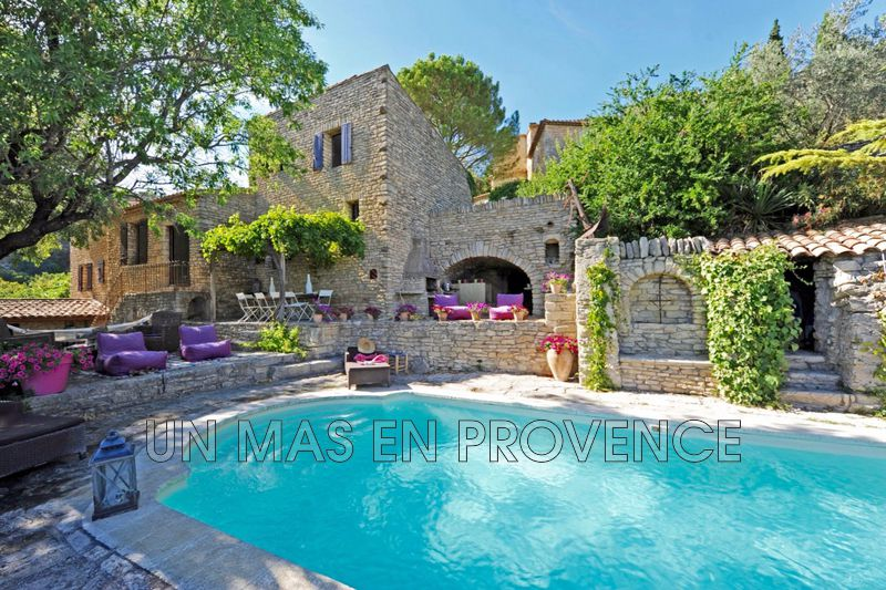 Vente maison de village Gordes  Village house Gordes Luberon,   to buy village house  5 bedrooms   220 m²
