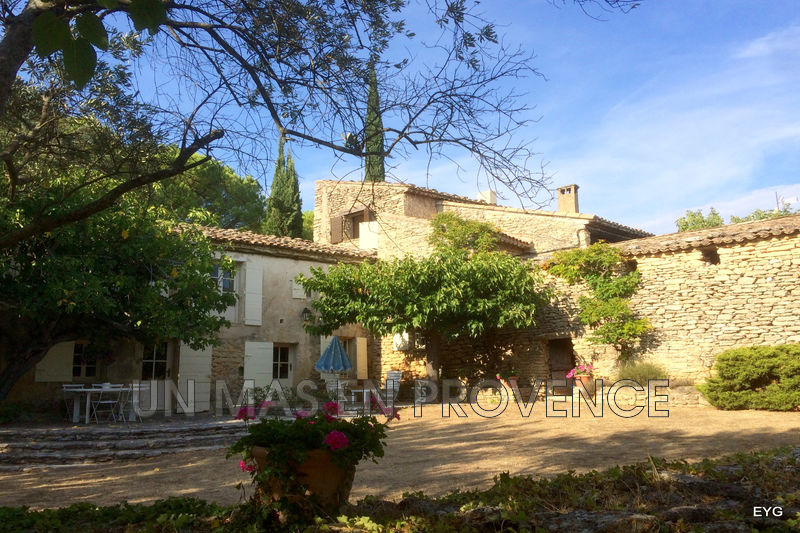 Vente maison de caractère Gordes  Mansion Gordes Luberon,   to buy mansion  7 bedrooms   295 m²