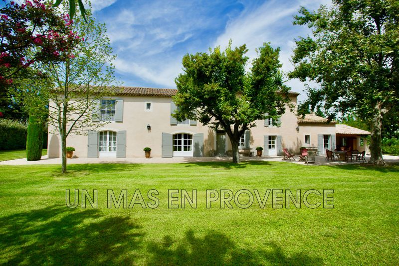 Vente mas Saint-Andiol  Farmhouse Saint-Andiol Alpilles,   to buy farmhouse  6 bedrooms   310 m²