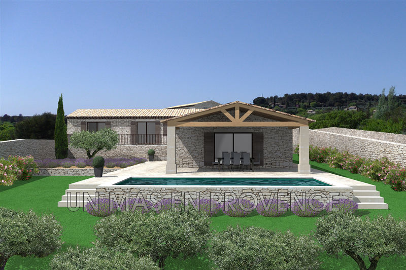 Vente maison en pierre Gordes  Stone house Gordes Luberon,   to buy stone house  3 bedrooms   146 m²