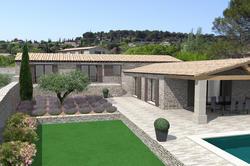 Vente maison en pierre Gordes Maison B- Vue 2