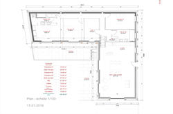 Vente maison en pierre Gordes Plan_modifié-1