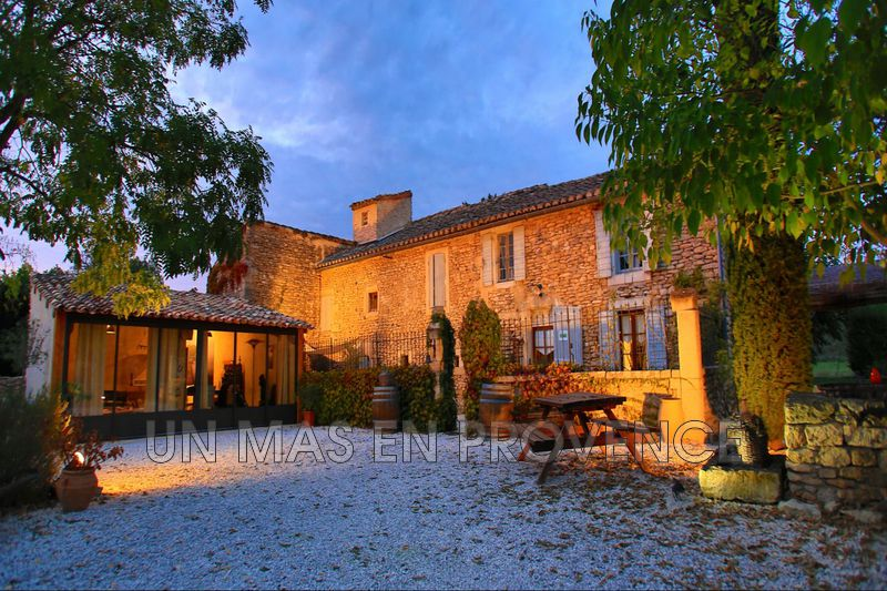 Vente mas Gordes  Farmhouse Gordes Luberon,   to buy farmhouse  7 bedrooms   220 m²