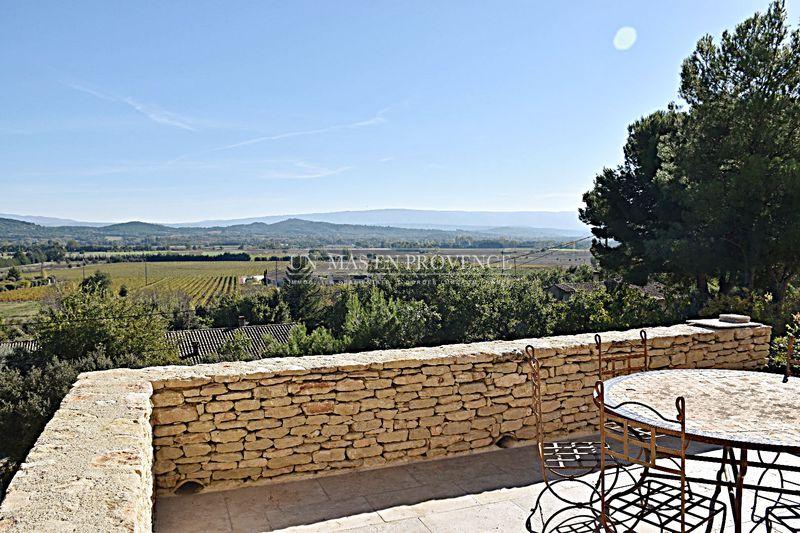 Vente maison récente Joucas  Maison récente Joucas Luberon,   achat maison récente  2 chambres   120m²