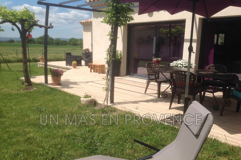 Vente maison récente Apt  New house Apt Luberon,   to buy new house  4 bedrooms   150m²