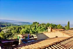 Vente maison de village Roussillon Vue terrasse n°2