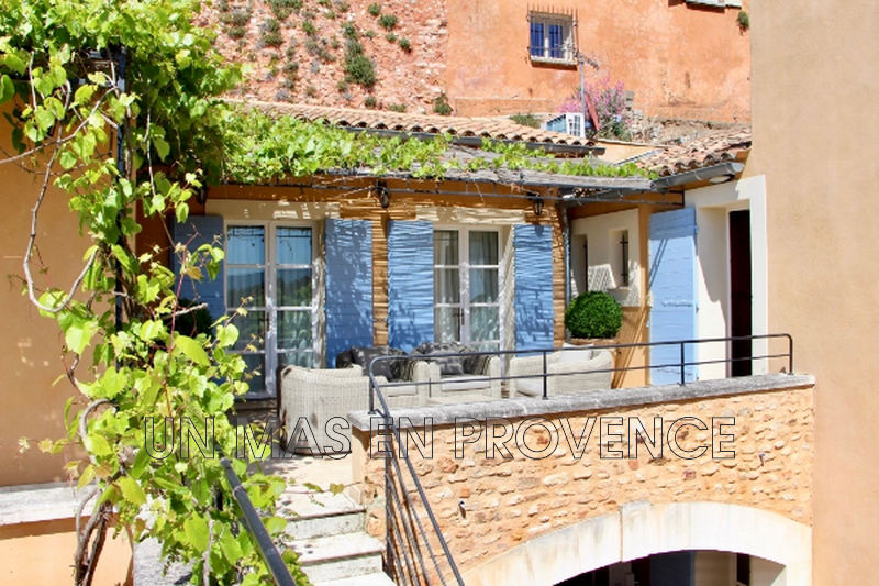 Vente maison de village Roussillon  Village house Roussillon Luberon,   to buy village house  3 bedrooms   160 m²