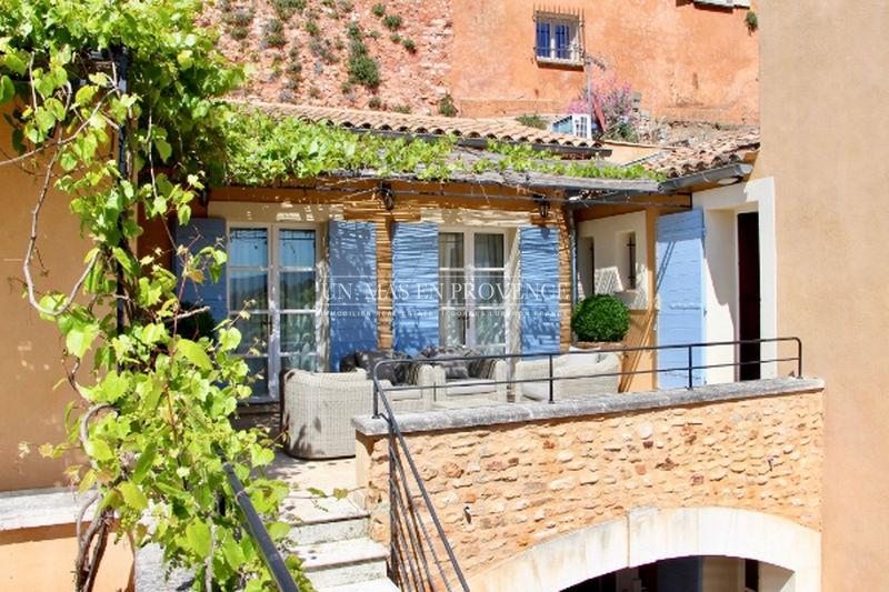 Vente maison de village Roussillon  Village house Roussillon Luberon,   to buy village house  3 bedrooms   160m²