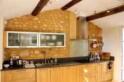 Vente maison de village Roussillon Cuisine