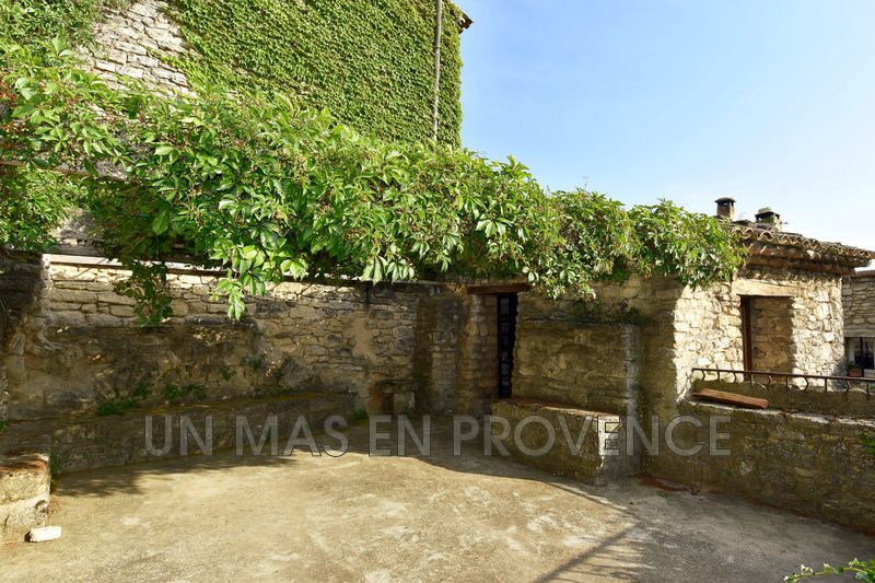 Vente maison de village Saignon  Village house Saignon Luberon,   to buy village house  2 bedrooms   92 m²