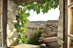 Vente maison de village Saignon DSC_0379