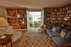 Vente propriété Roussillon La bibliothèque