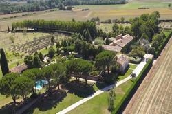 Vente propriété Roussillon Le domaine