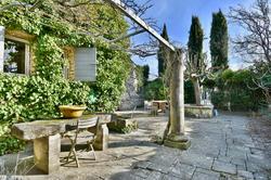 Vente maison en pierre Gordes DSC_0728