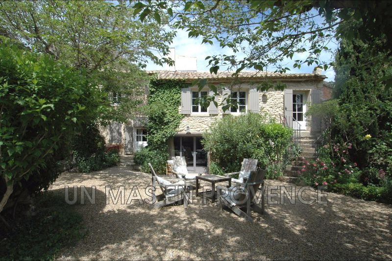 Vente maison de village Cabrières-d'Avignon  Village house Cabrières-d'Avignon Luberon,   to buy village house  4 bedrooms   130 m²