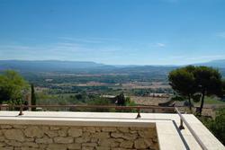 Vente maison en pierre Gordes vue panoramique
