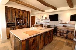 Vente maison en pierre Gordes Cuisine