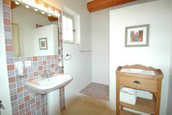 Vente maison en pierre sèche Gordes 2068 sdb chambre2:3