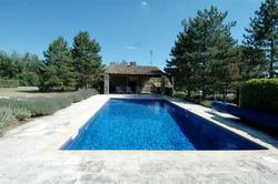 Vente maison en pierre sèche Gordes 2068piscine