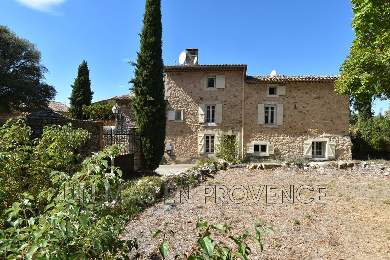 Vente maison de hameau Villars  Village house Villars Luberon,   to buy village house  4 bedrooms   170 m²
