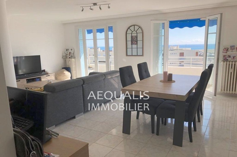 Appartement Nice Nice ouest,  Location appartement  2 pièces   57m²