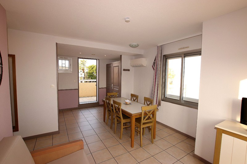 Photo n°2 - Vente appartement Juan-les-Pins 06160 - 222 000 €