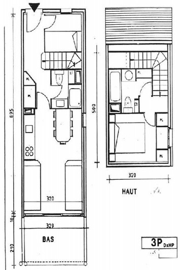Photo n°7 - Vente Appartement duplex Cannes 06400 - 214 000 €