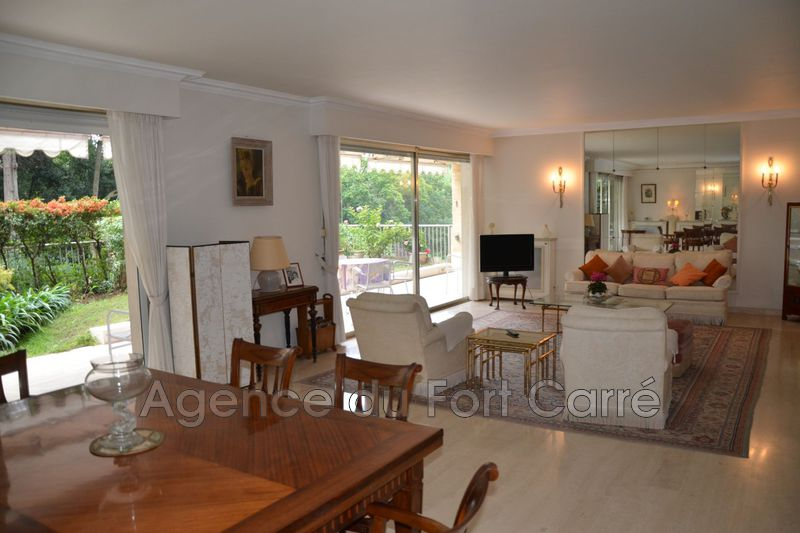 Photo n°2 - Vente Appartement rez-de-jardin Cannes 06400 - 620 000 €