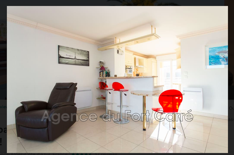 Photo n°4 - Vente appartement Antibes 06600 - 630 000 €
